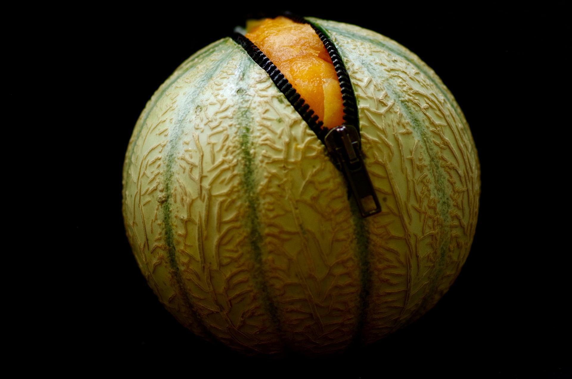Melon facile - Pas de photomontage