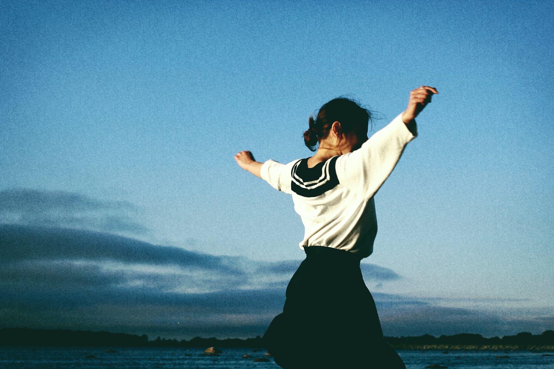 Danse sur la mer Baltique
