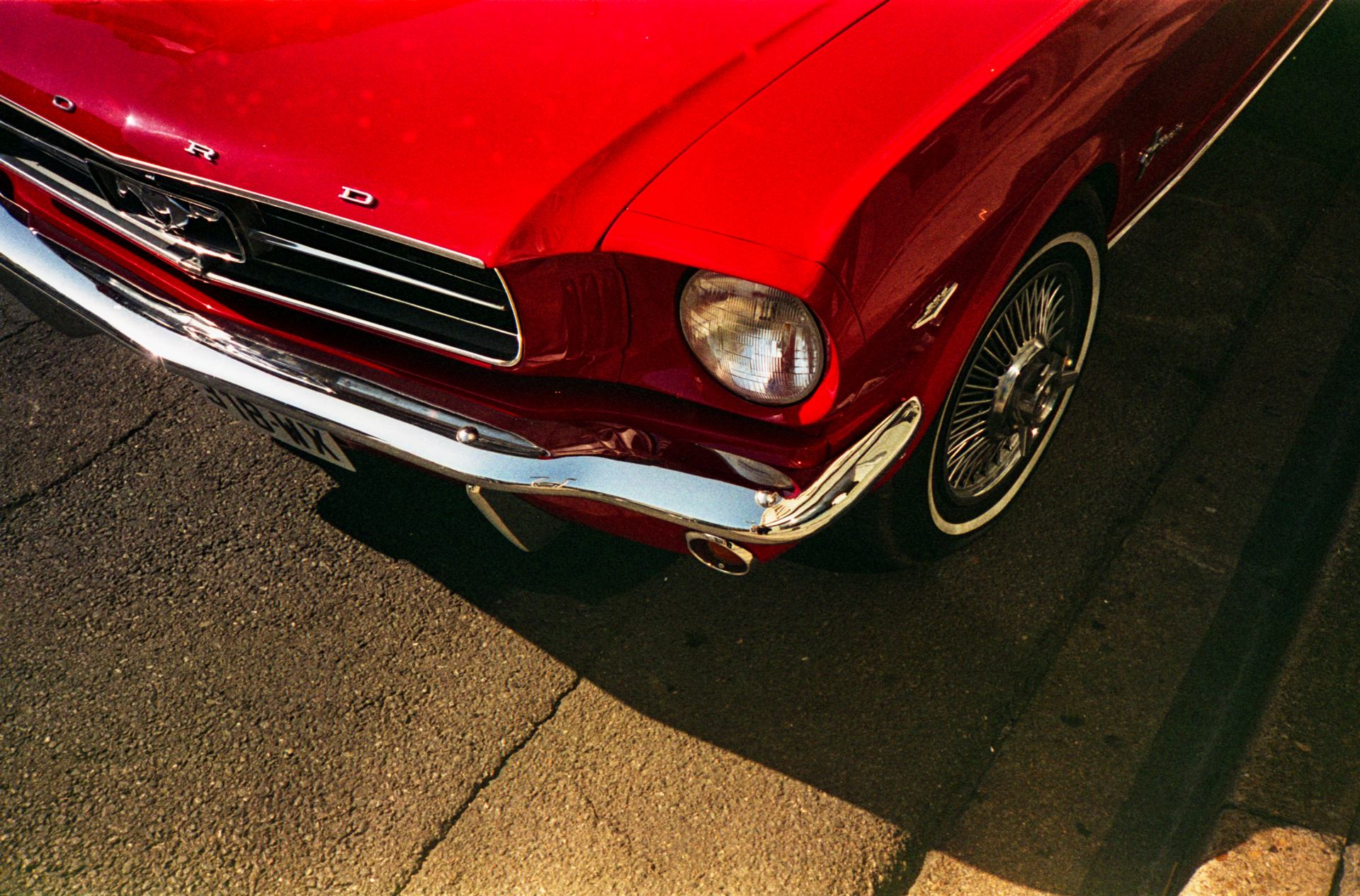 Ford Mustang, Angoulême, 2019