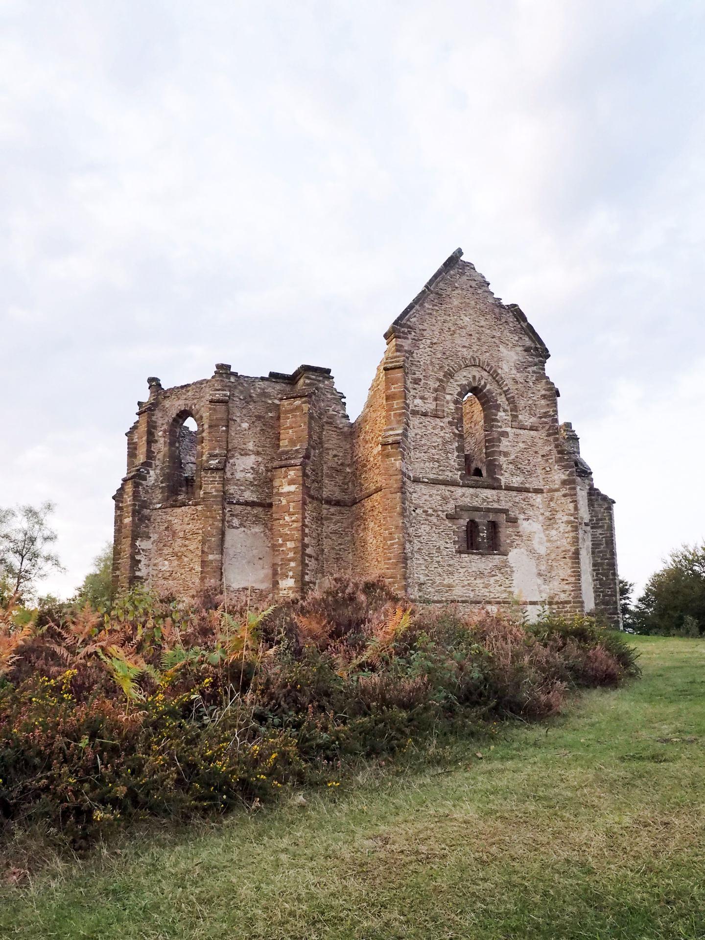 Chapelle du Mont Gargan