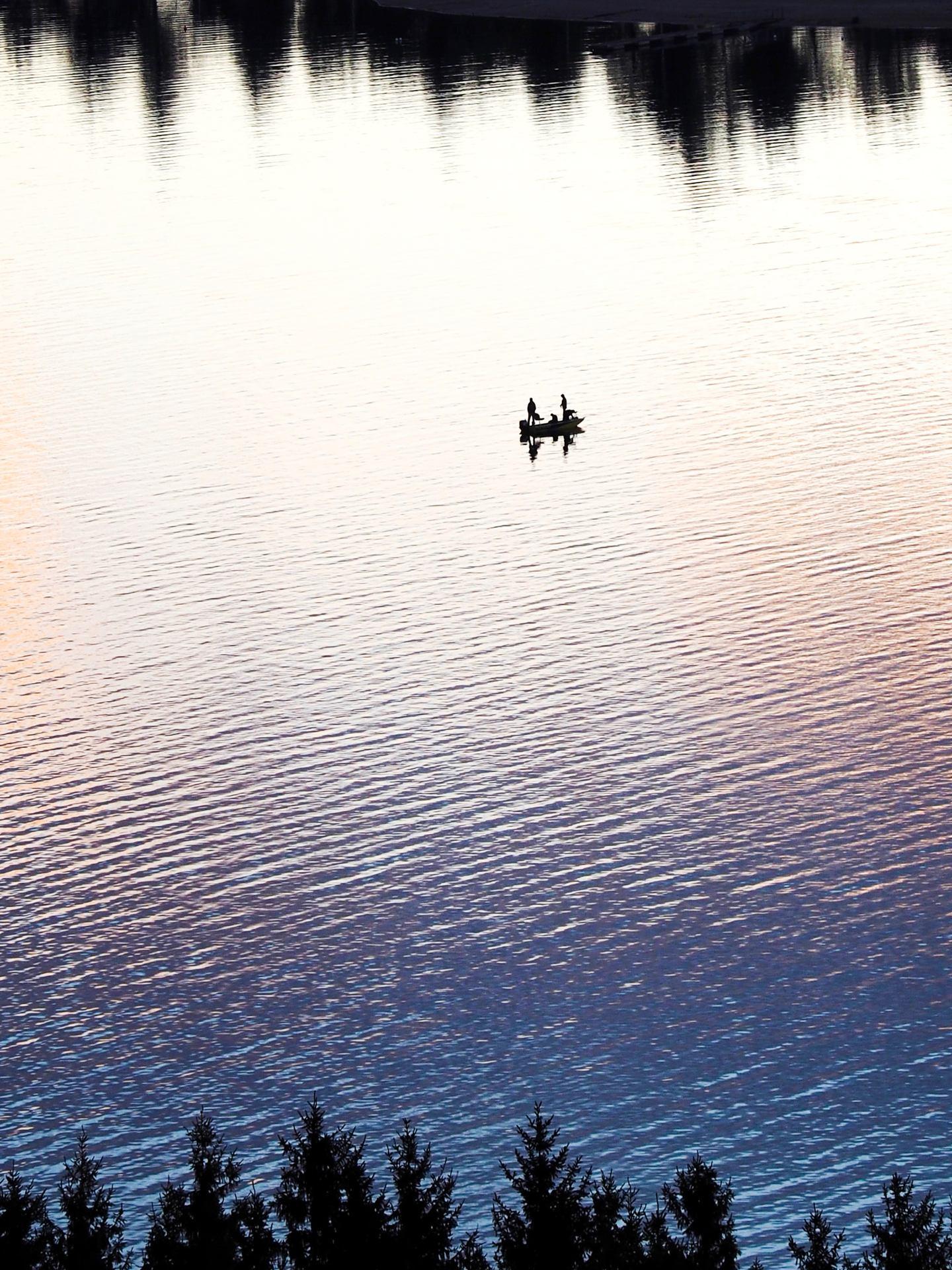 Dernière pêche