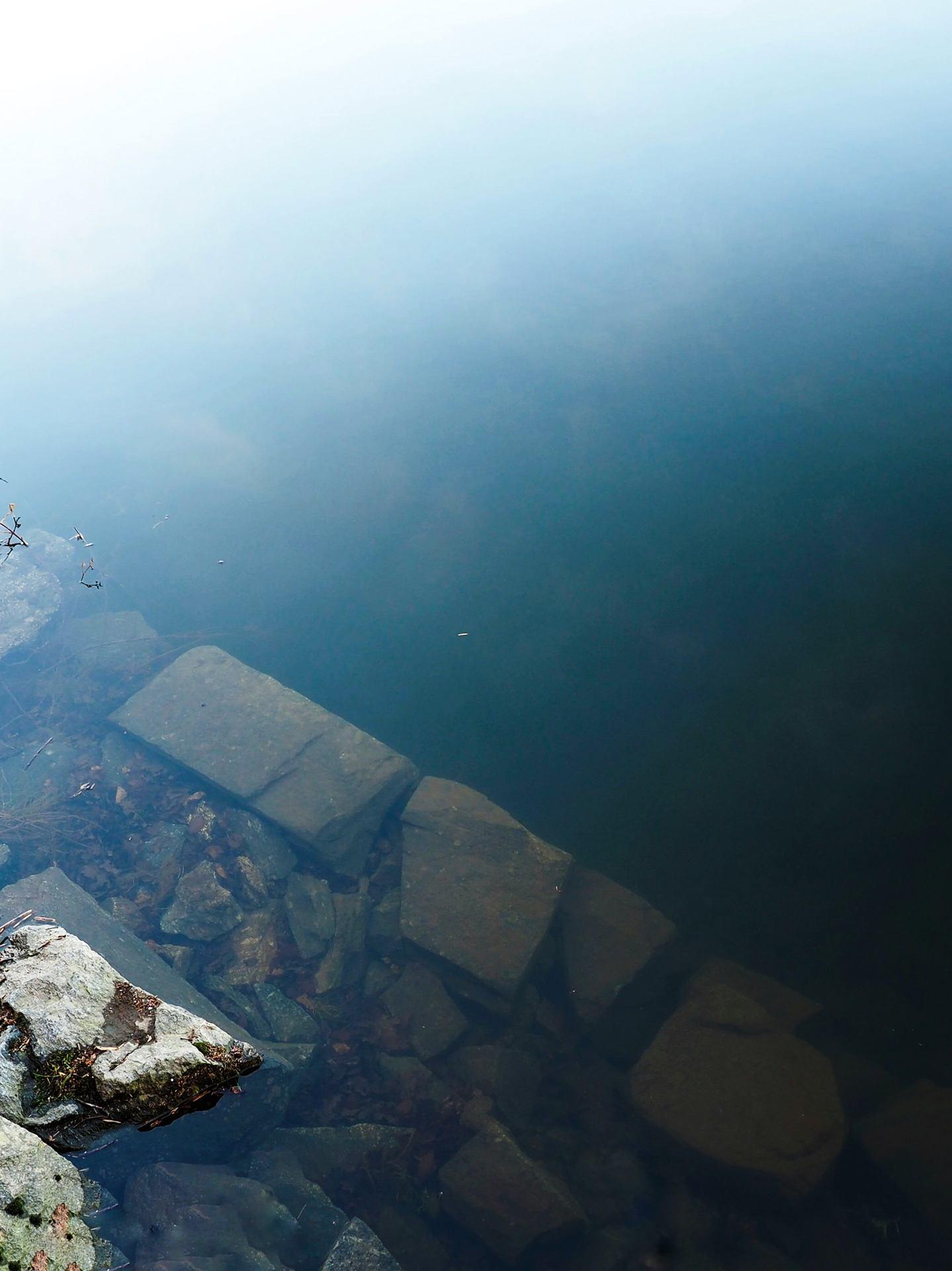 Les ombres du lac