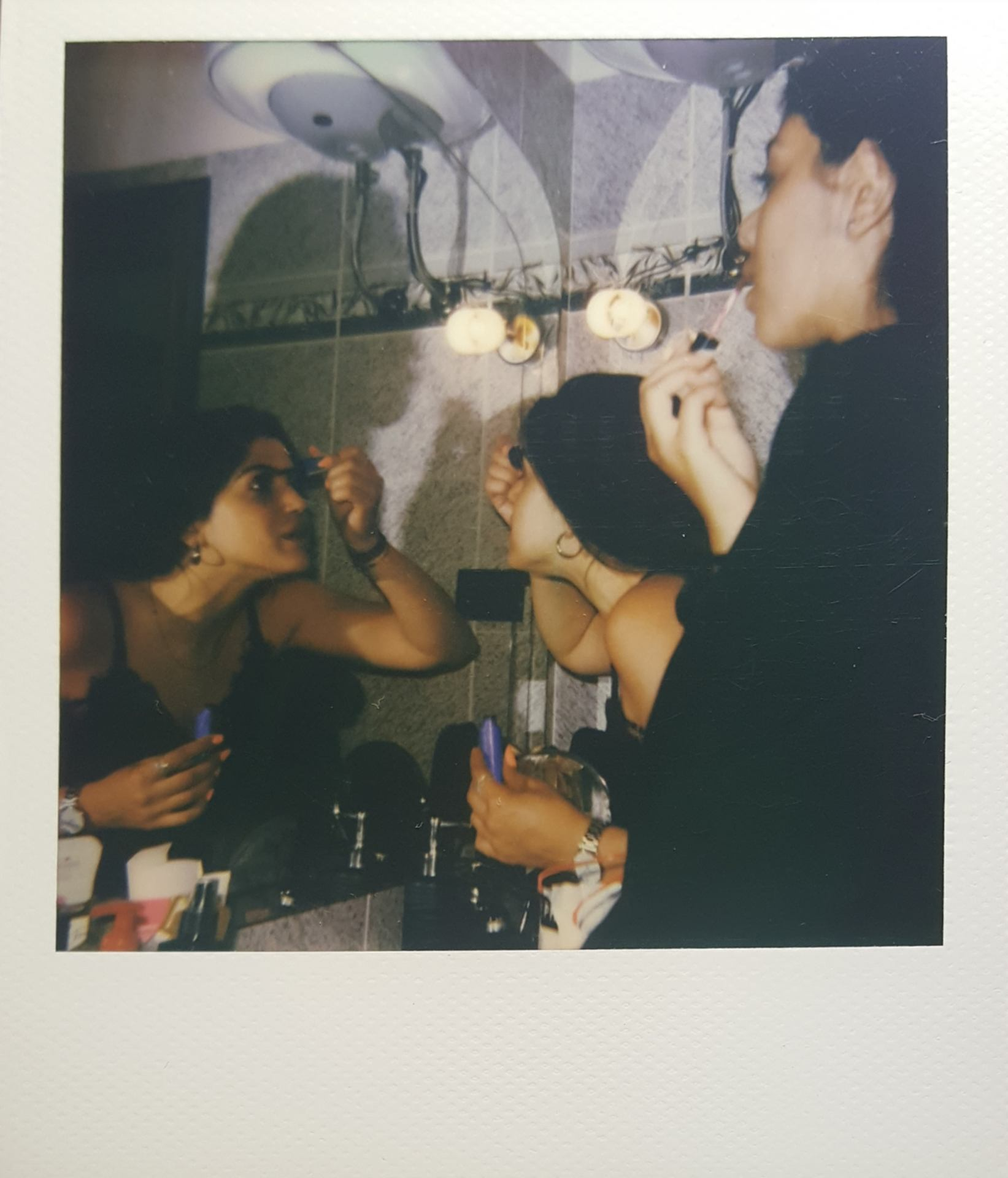 Girls ritual