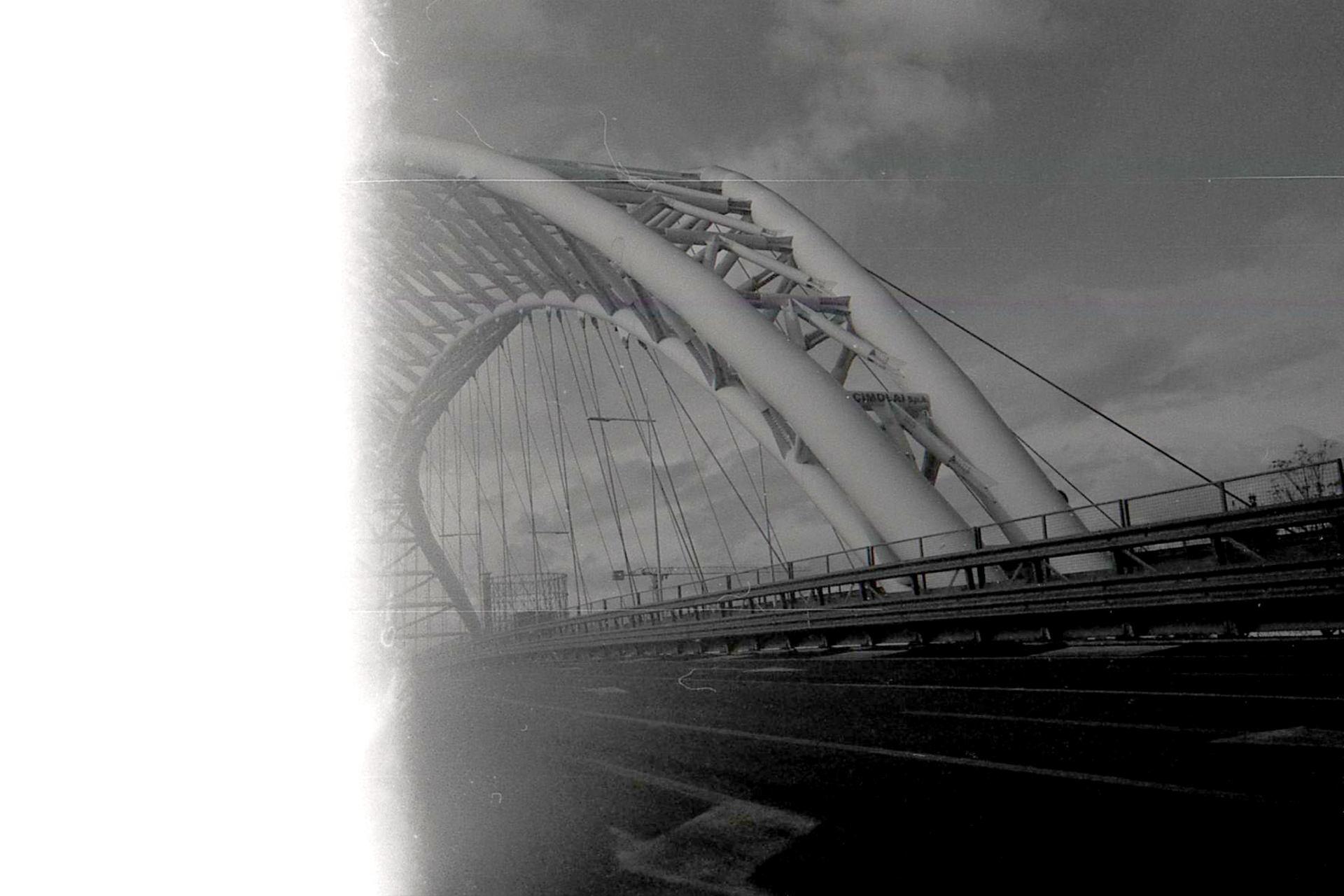 Garbatella bridge 2