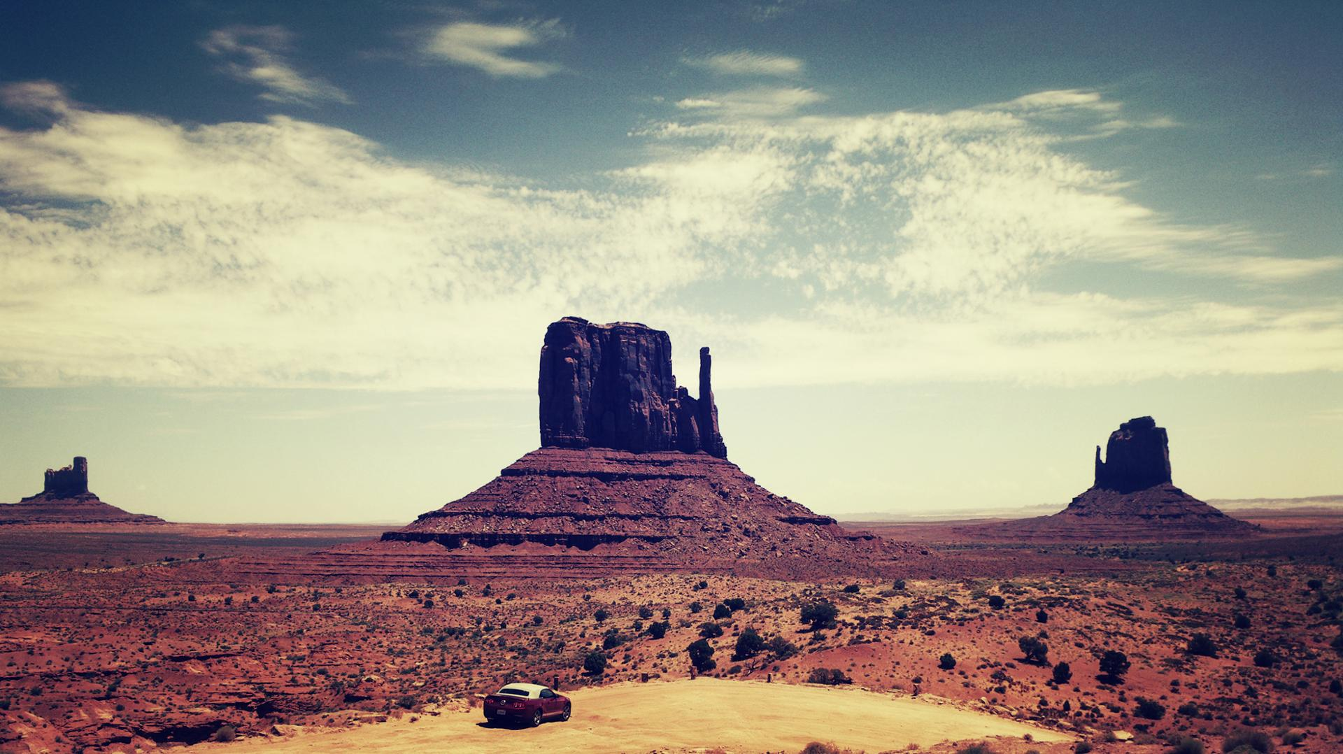 Évasion - Monument Valley, Utah