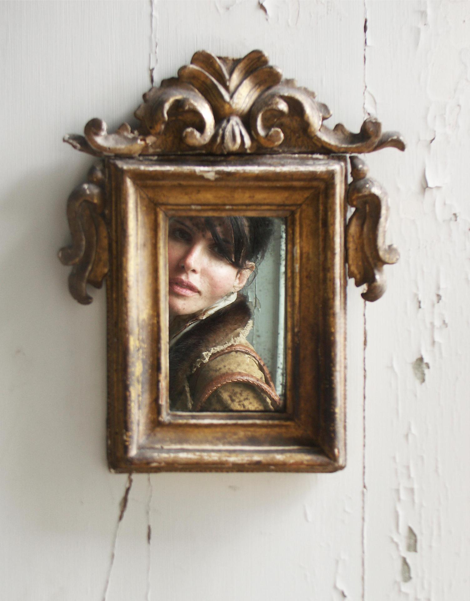 Portrait en passant