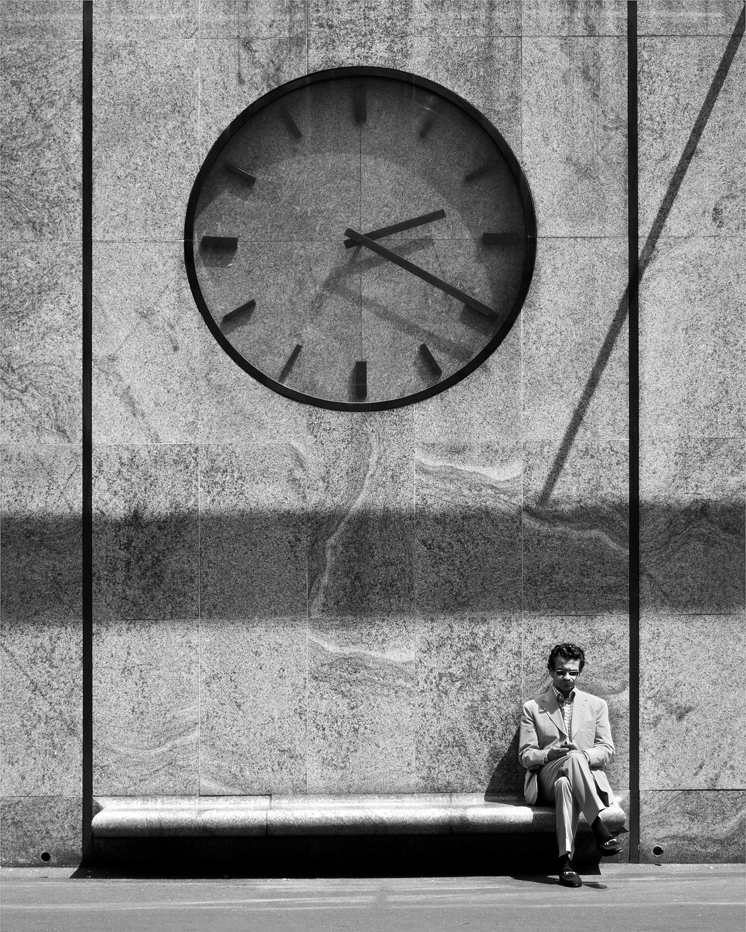 L'homme ponctuel