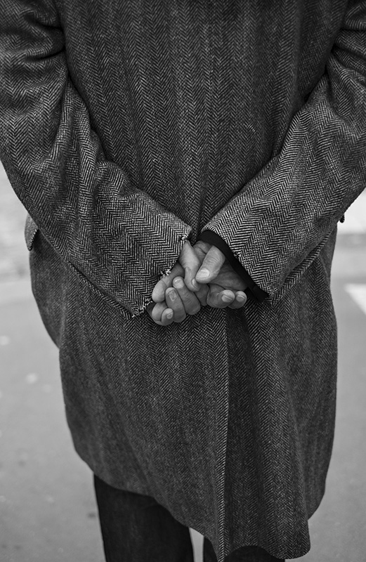 Le vieux manteau