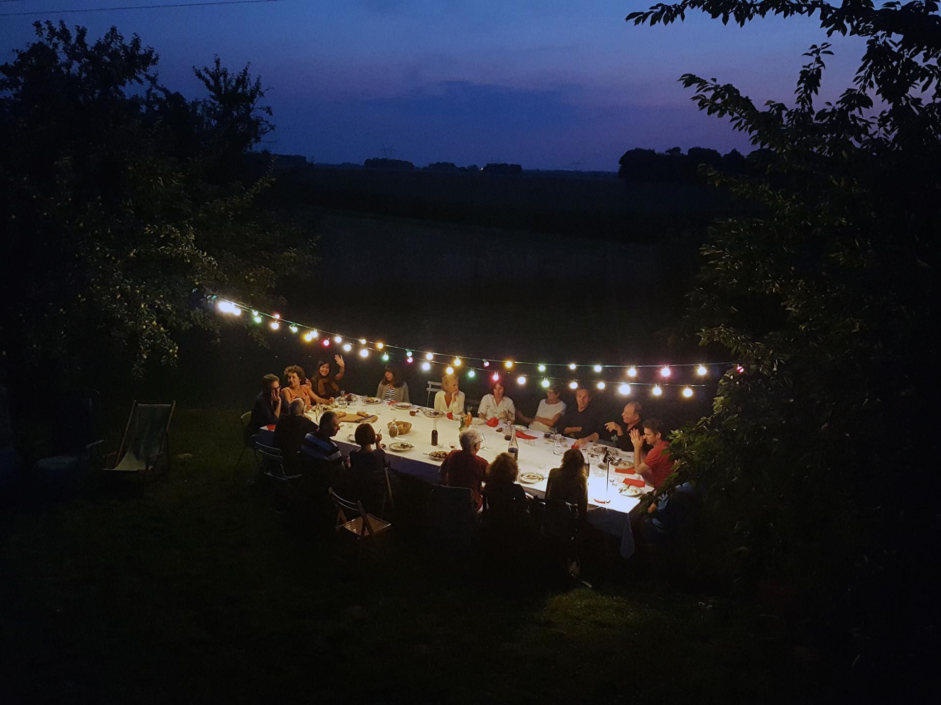 Le banquet d'ami.e.s