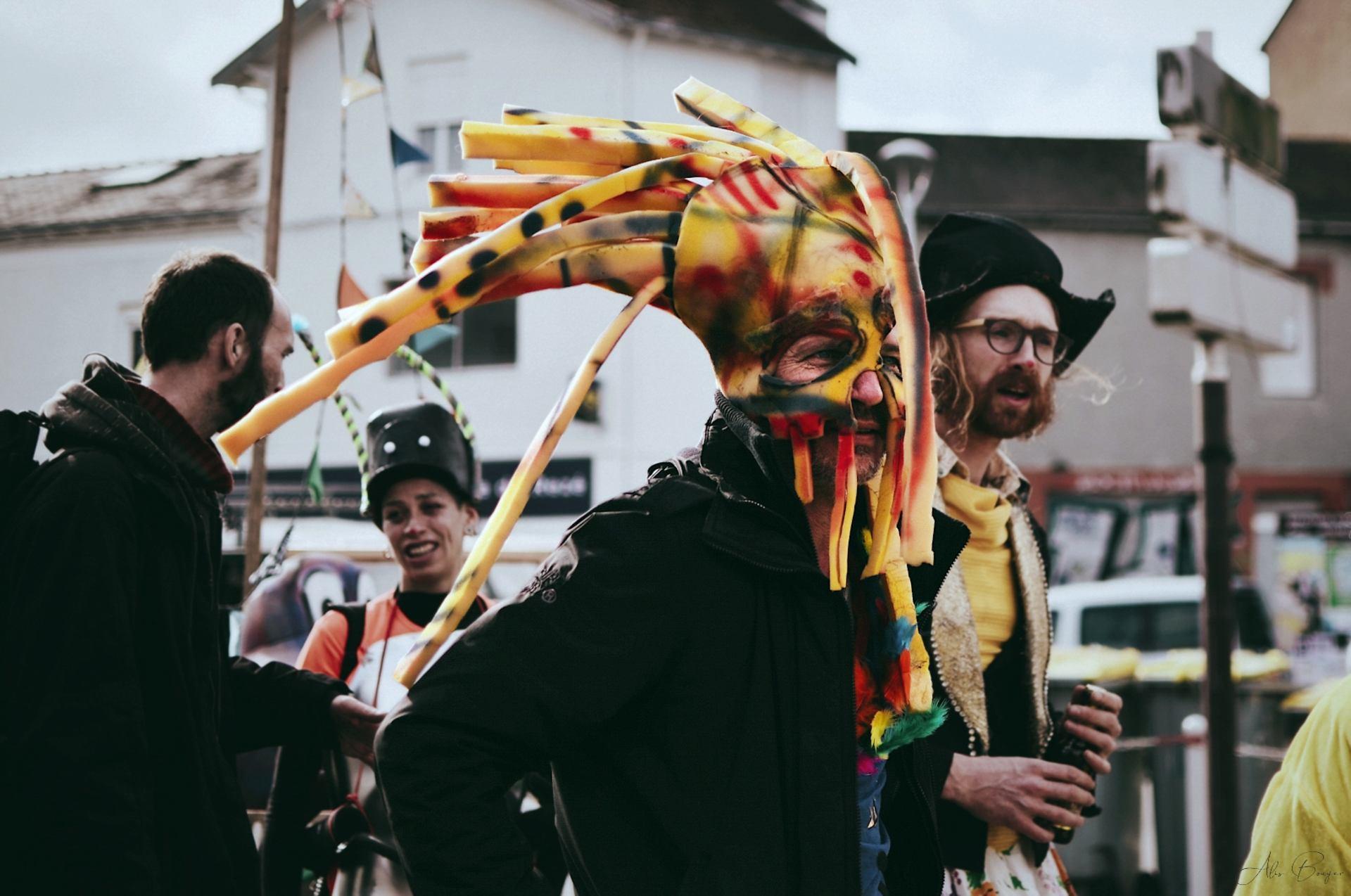 Carnaval de Pont Rousseau.