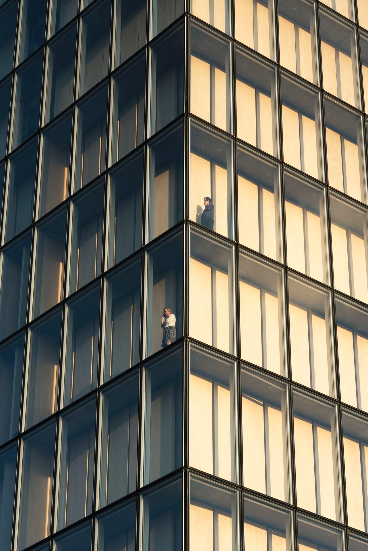 sans titre (reflexions), Bibliothèque François Mitterrand, Paris, 2019