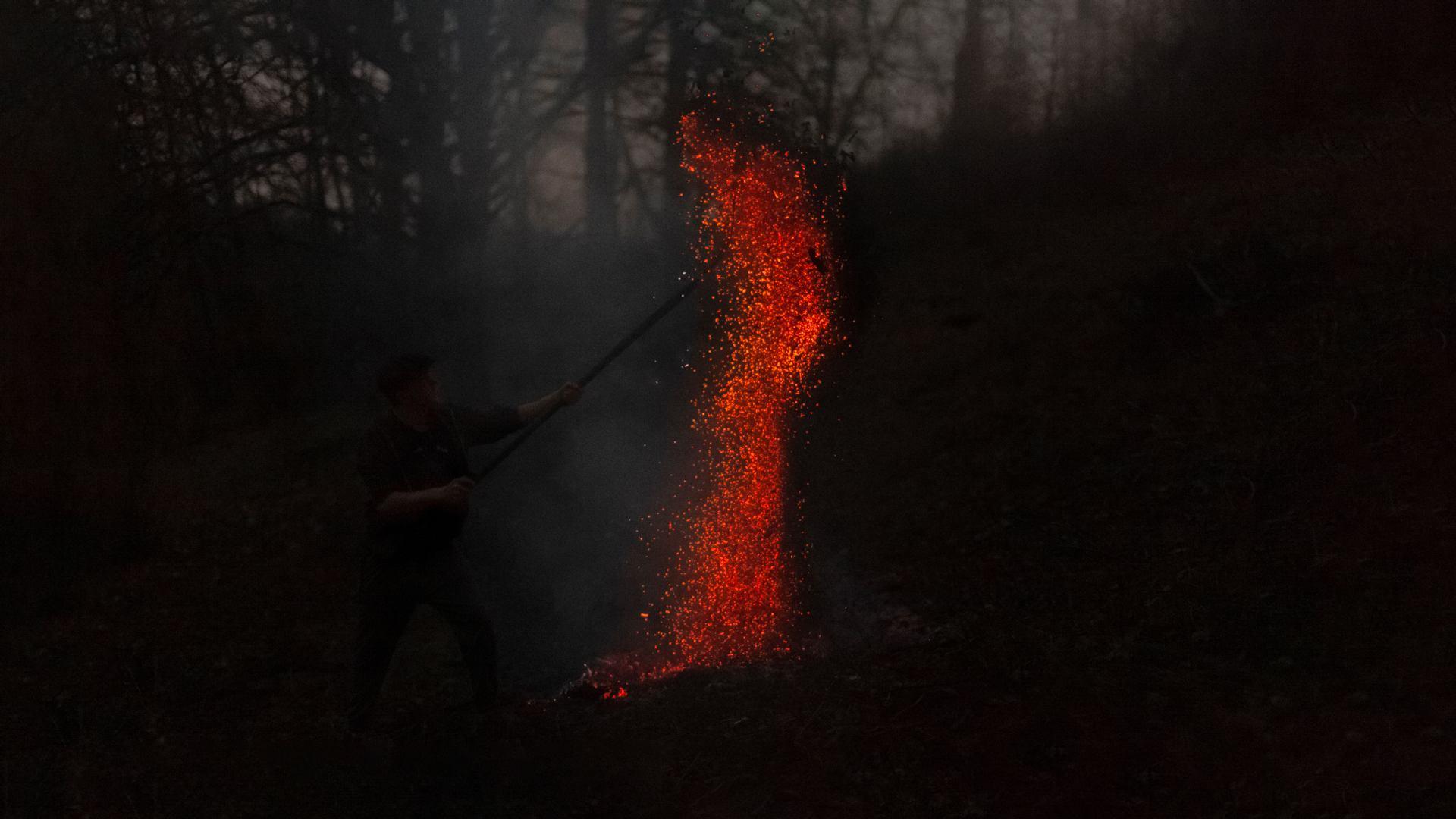 humanVsFire