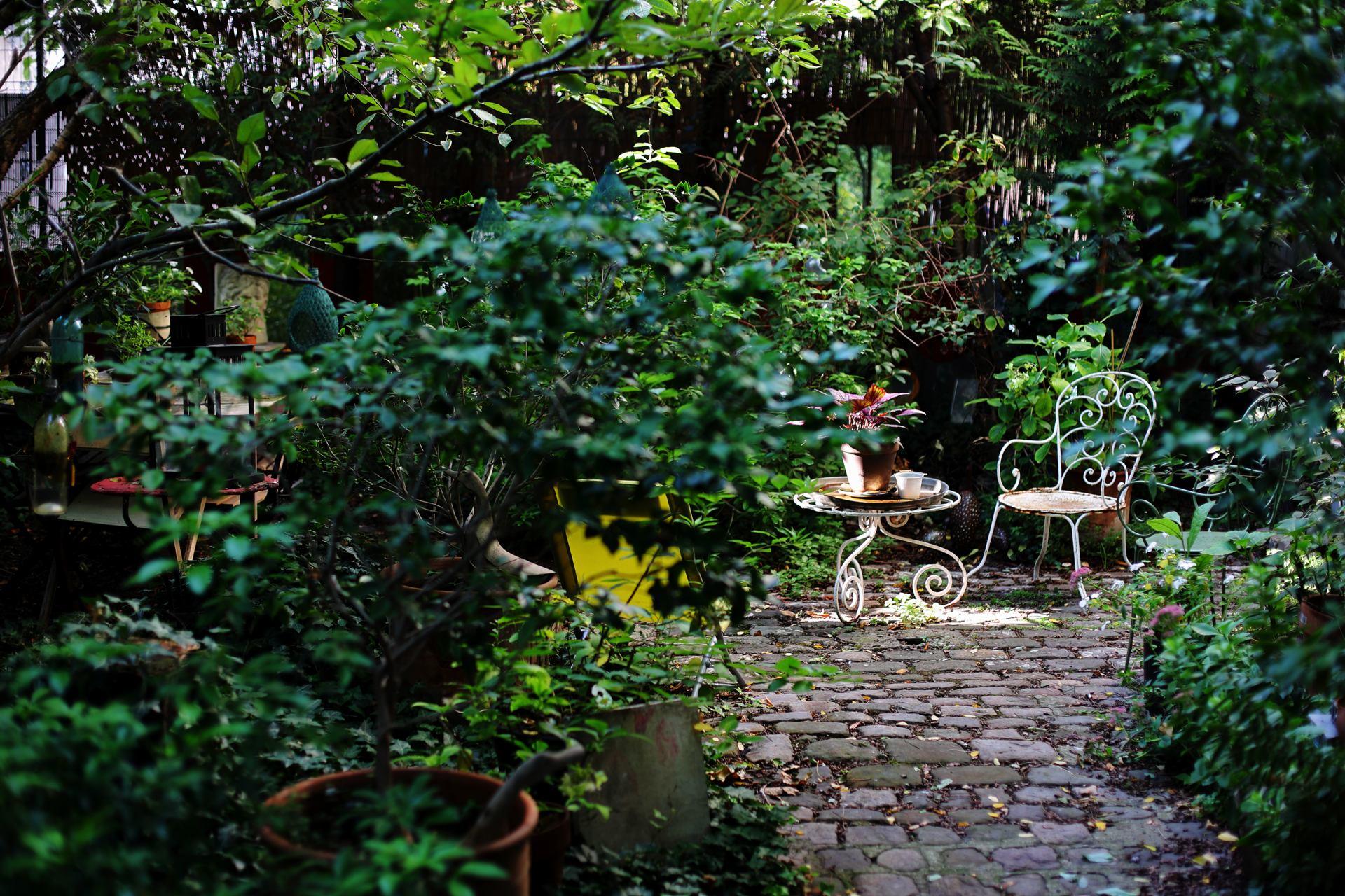 Jardin éco-poétique