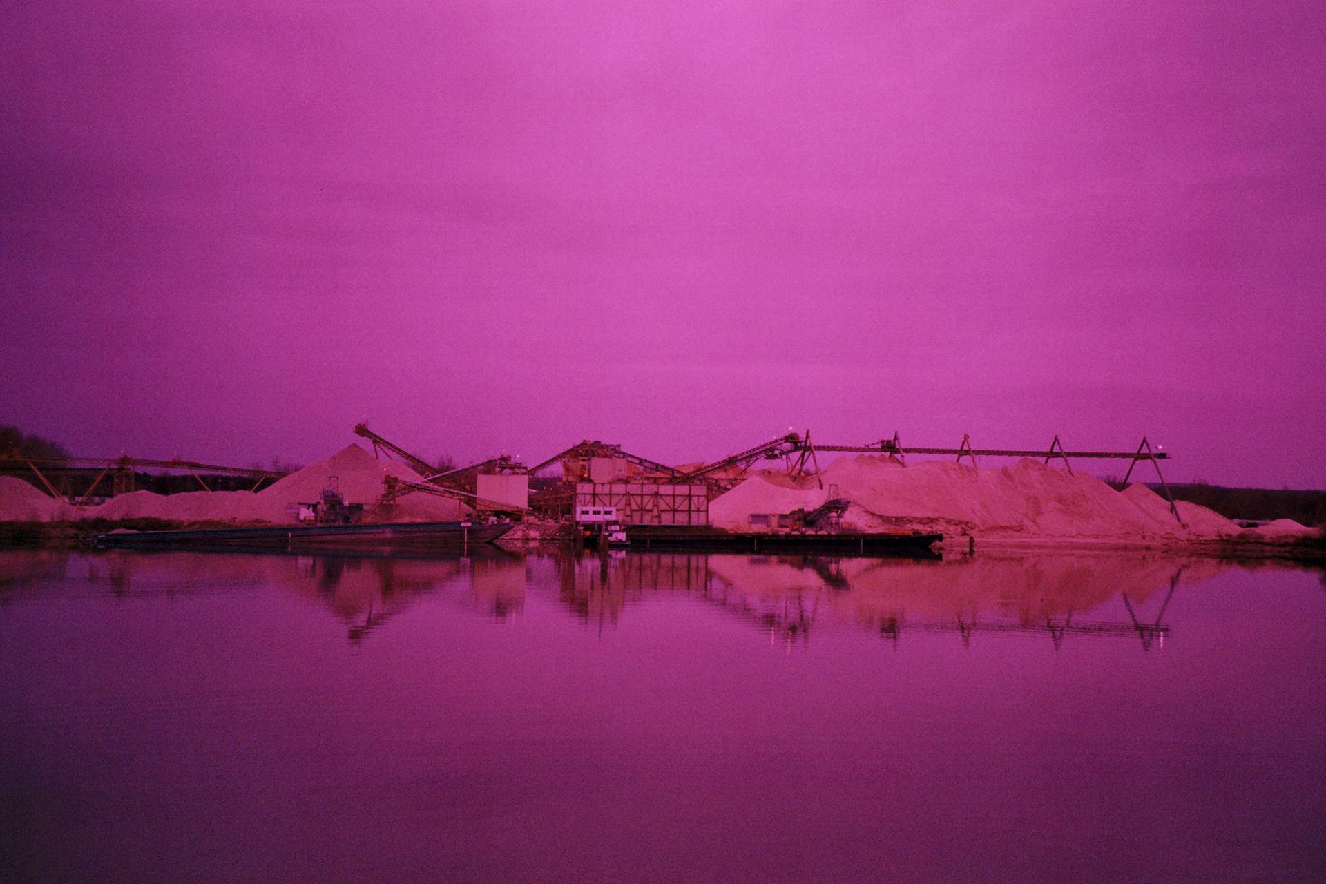Manufacture à l'eau de rose