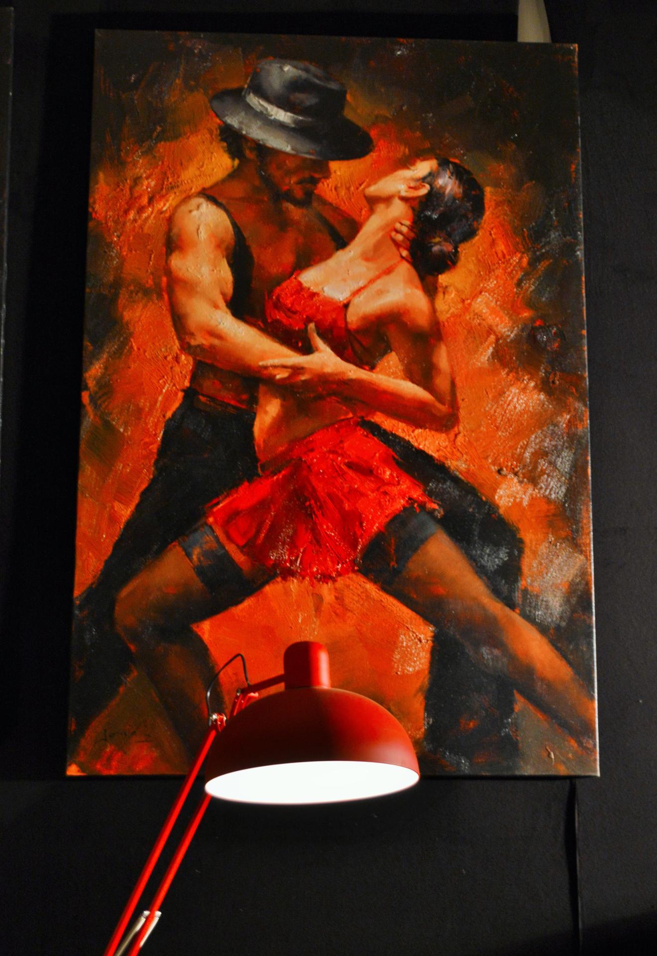 tango chat pas loupé