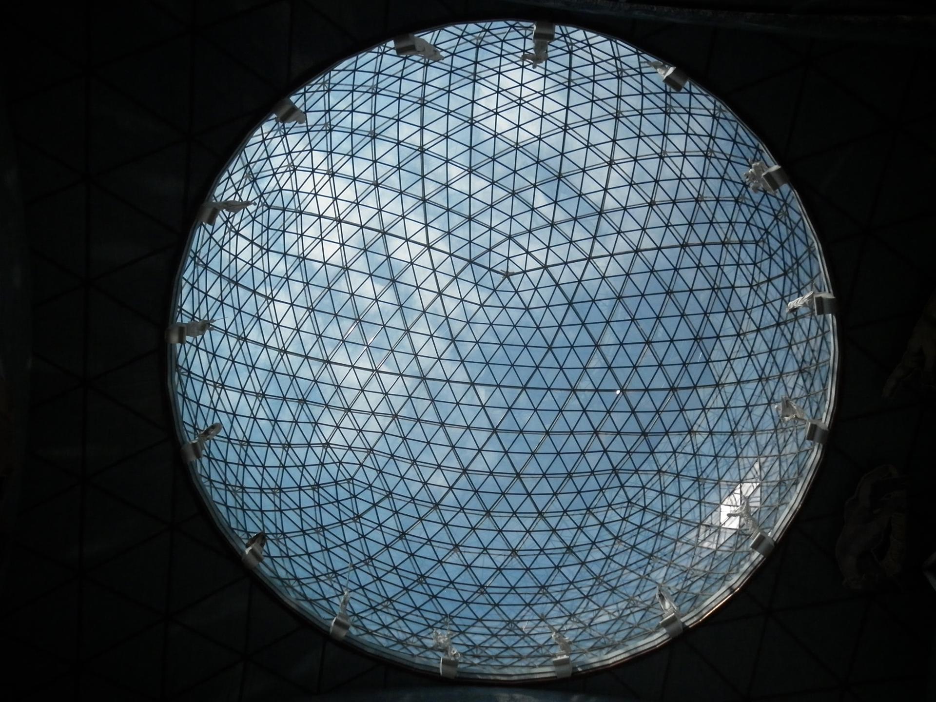 kaleidoscope géant ?