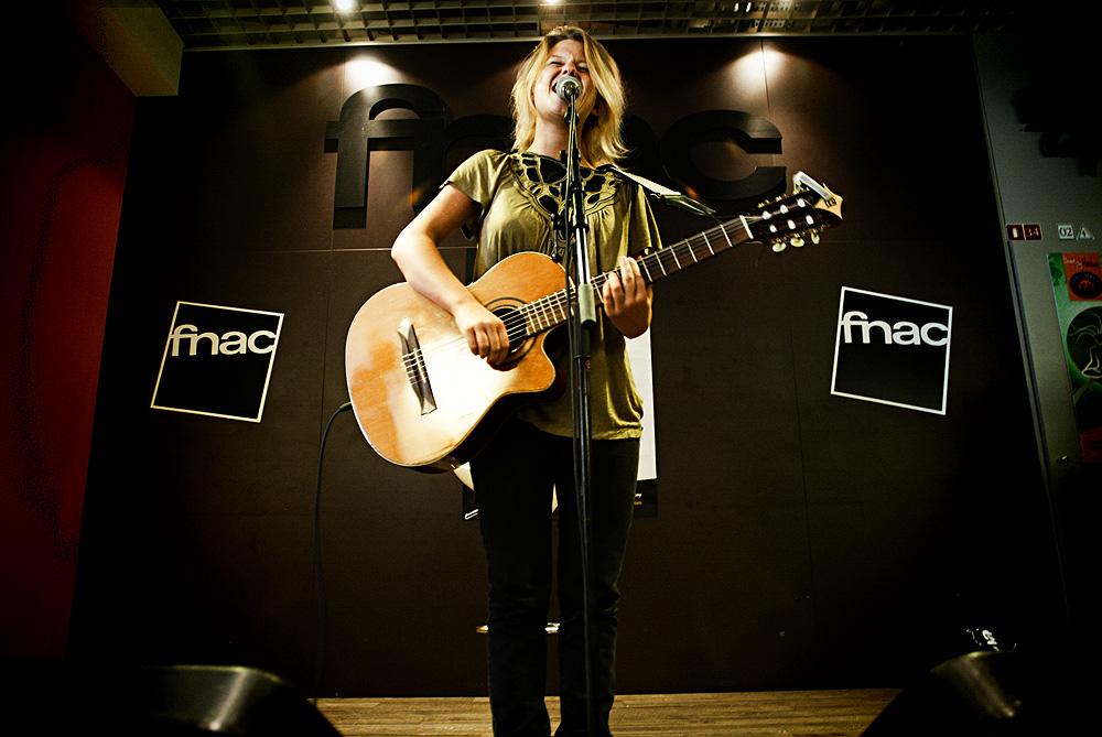 Selah Sue - Showcase @Fnac - Bordeaux