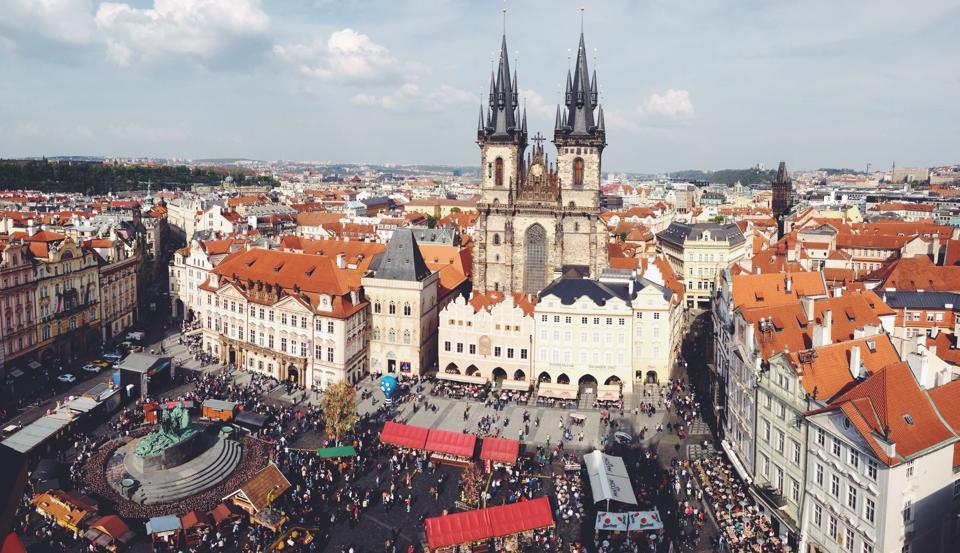 Place de la Vieille-Ville, Prague