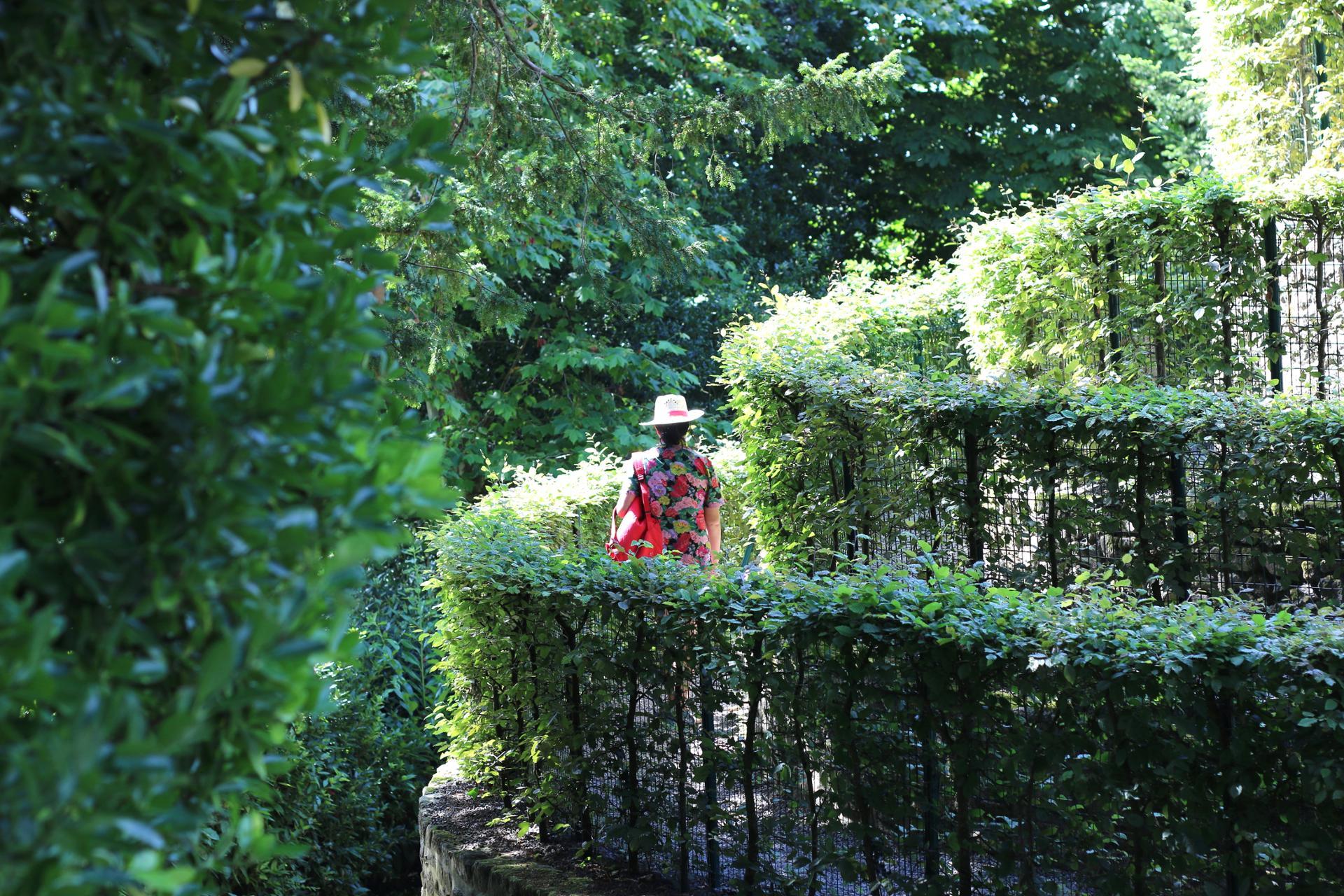 Jardin Hélicoïdal