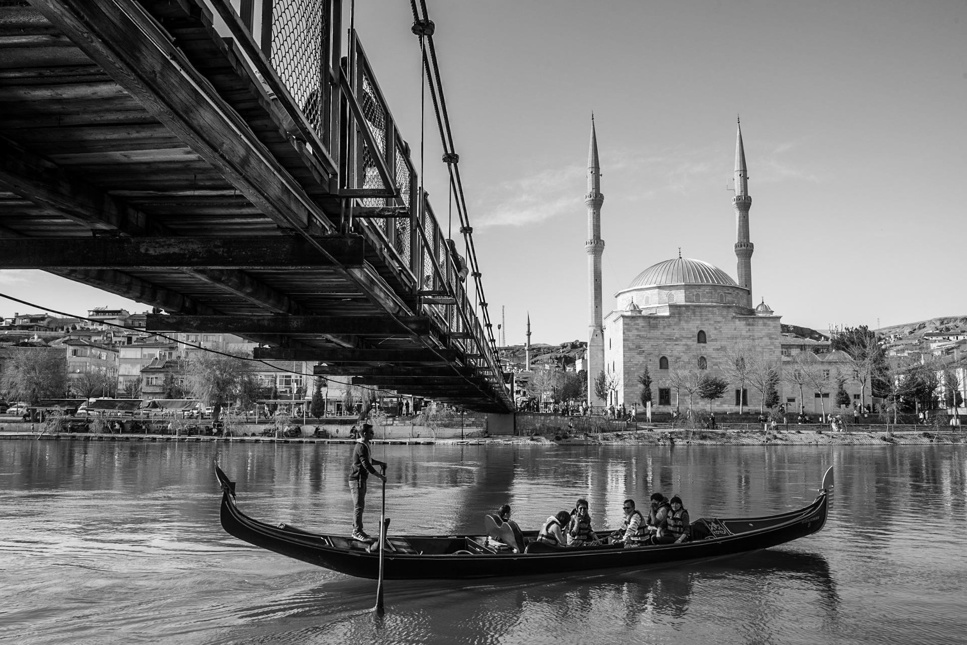 la mosquée du bout du pont