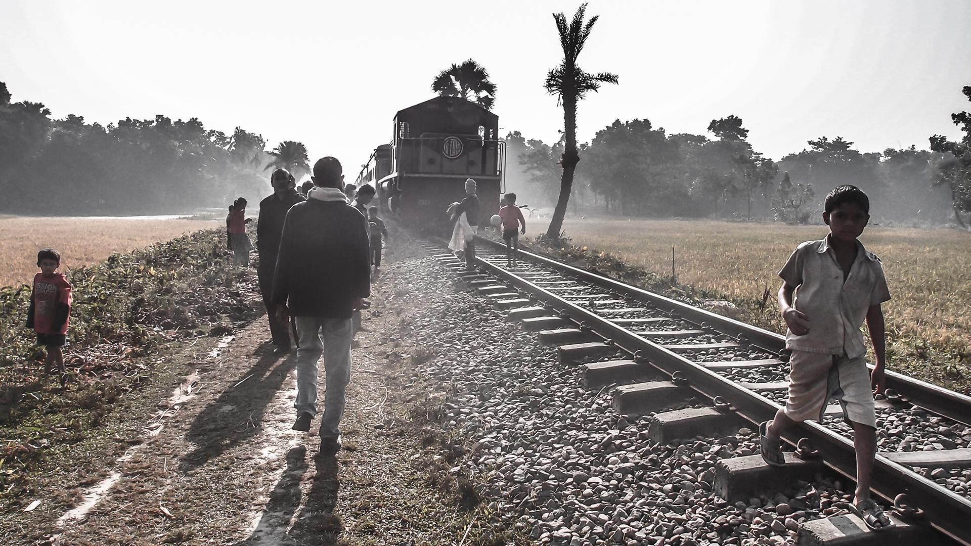 panne de train
