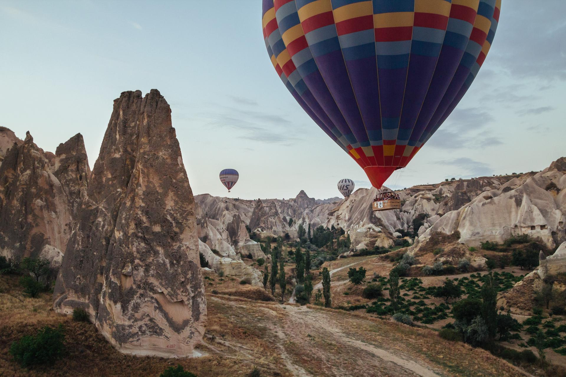 Les Ballons de Cappadoce