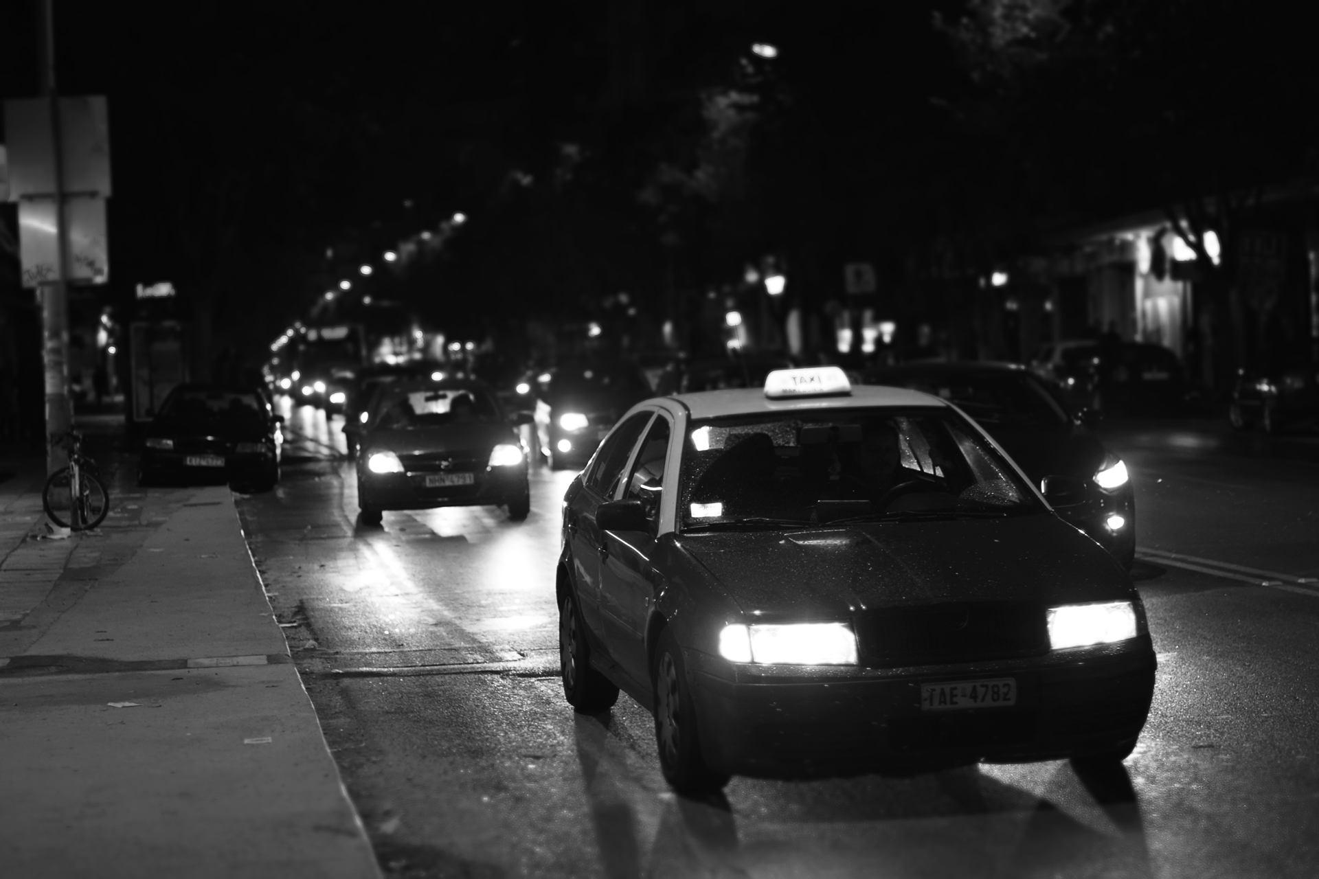 Taxi Waltz