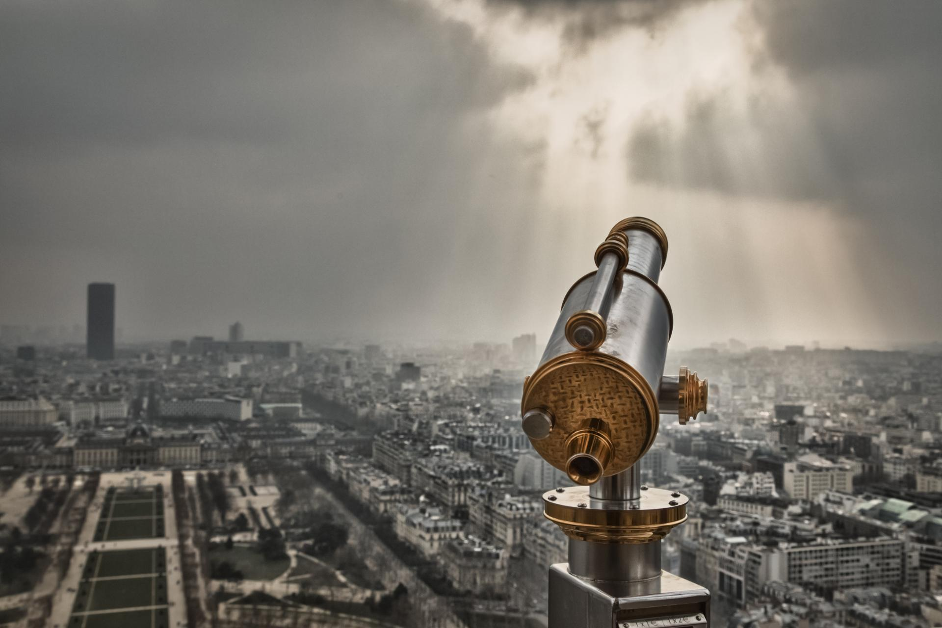 Observation in Paris