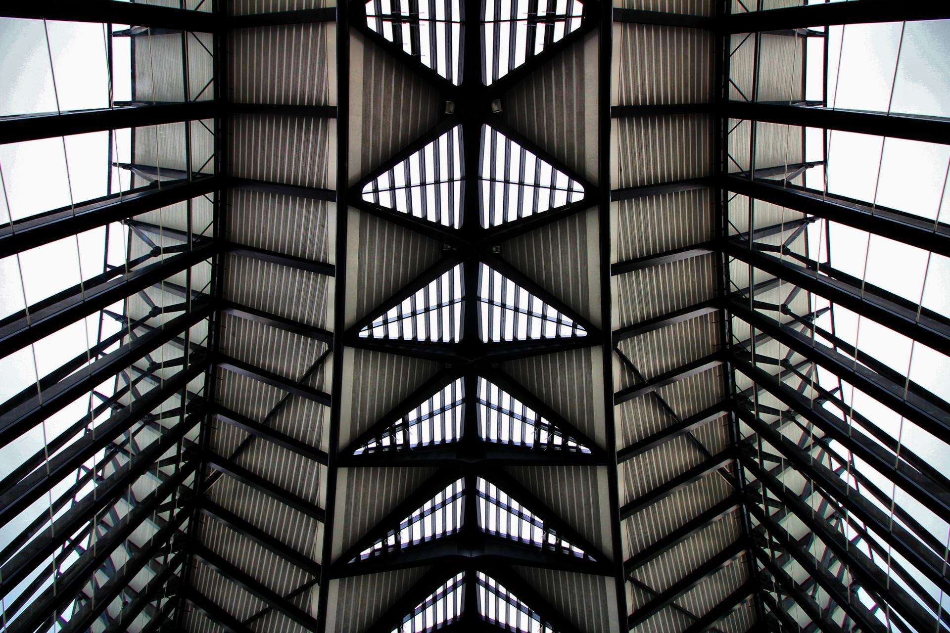 Aéroport St Exupery - Interieur 2