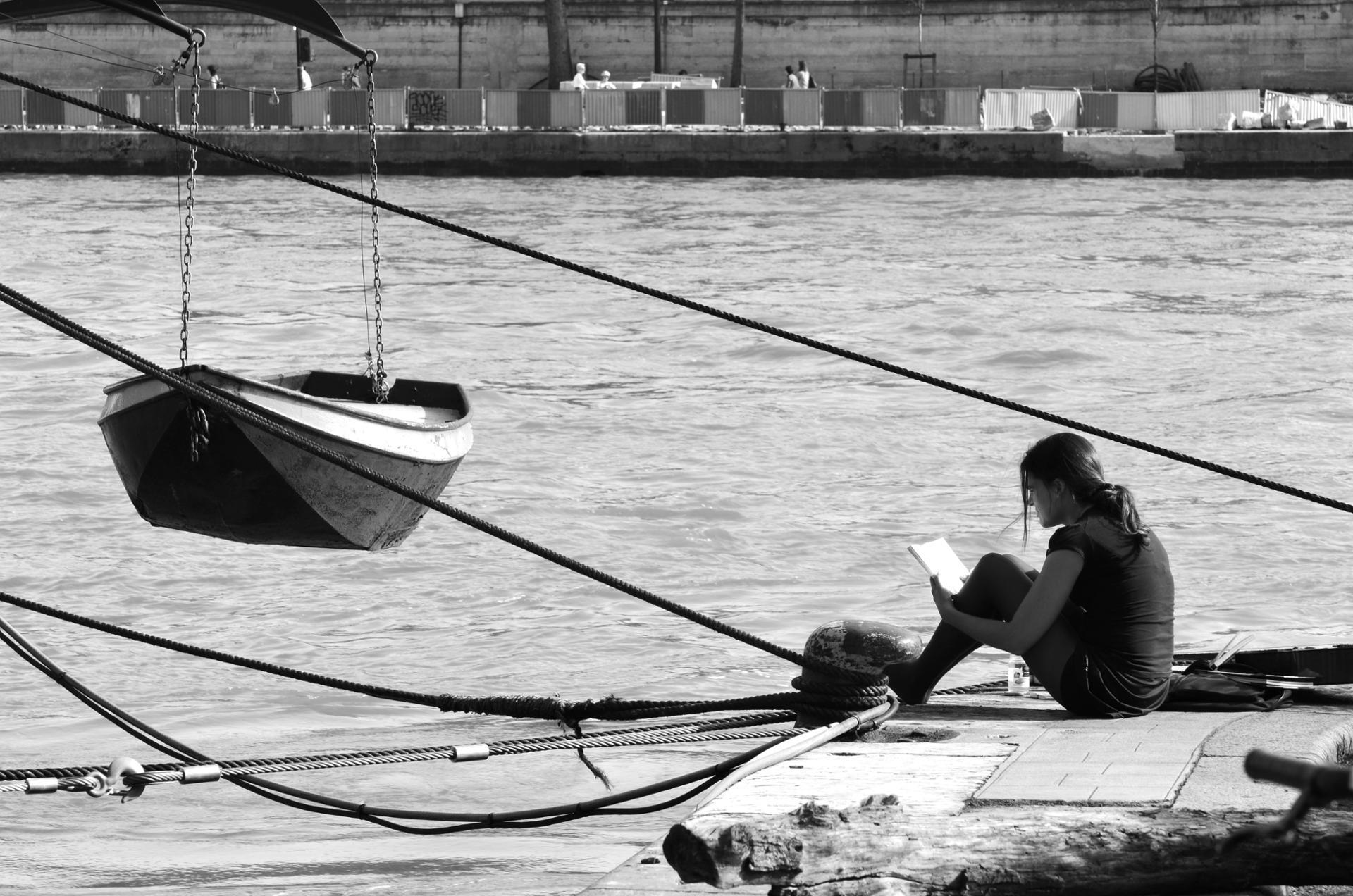 """""""Seine"""" de lecture"""