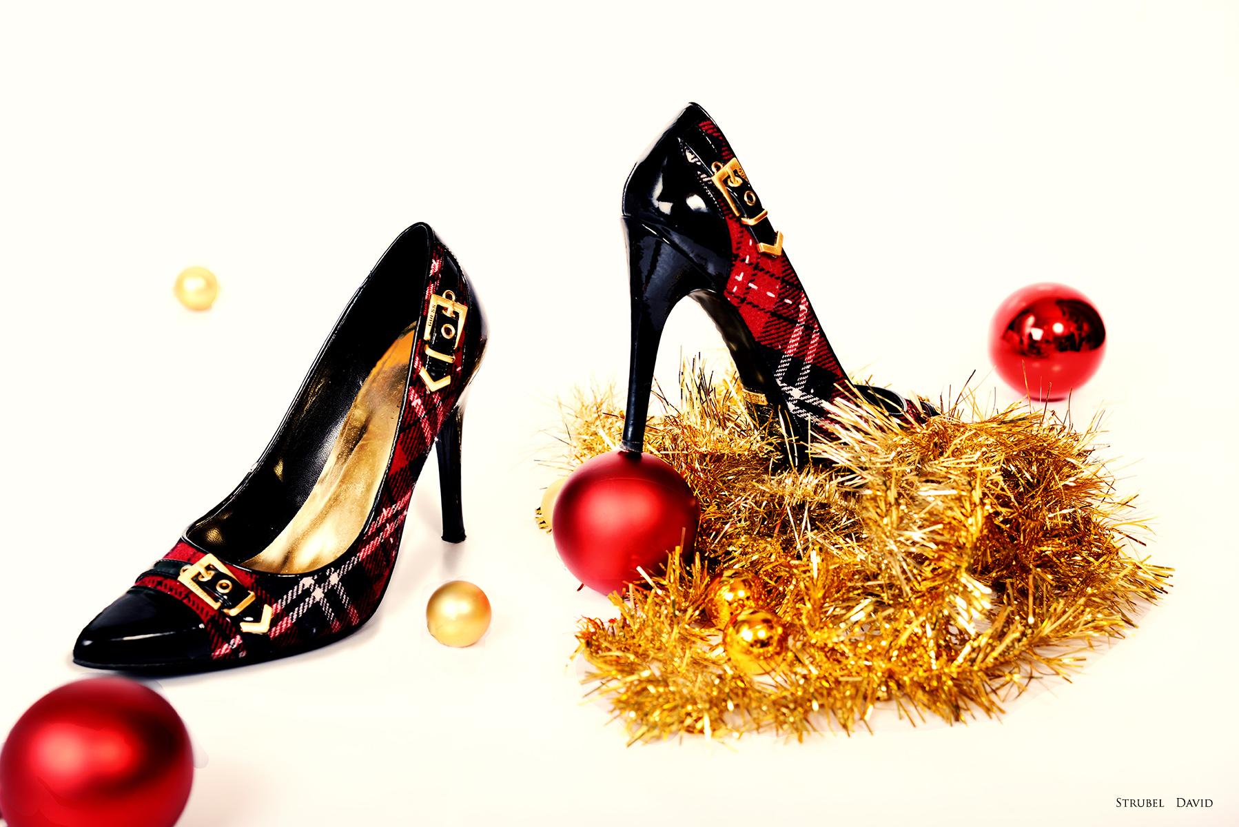 de jolie chaussure pour les cadeaux de noël