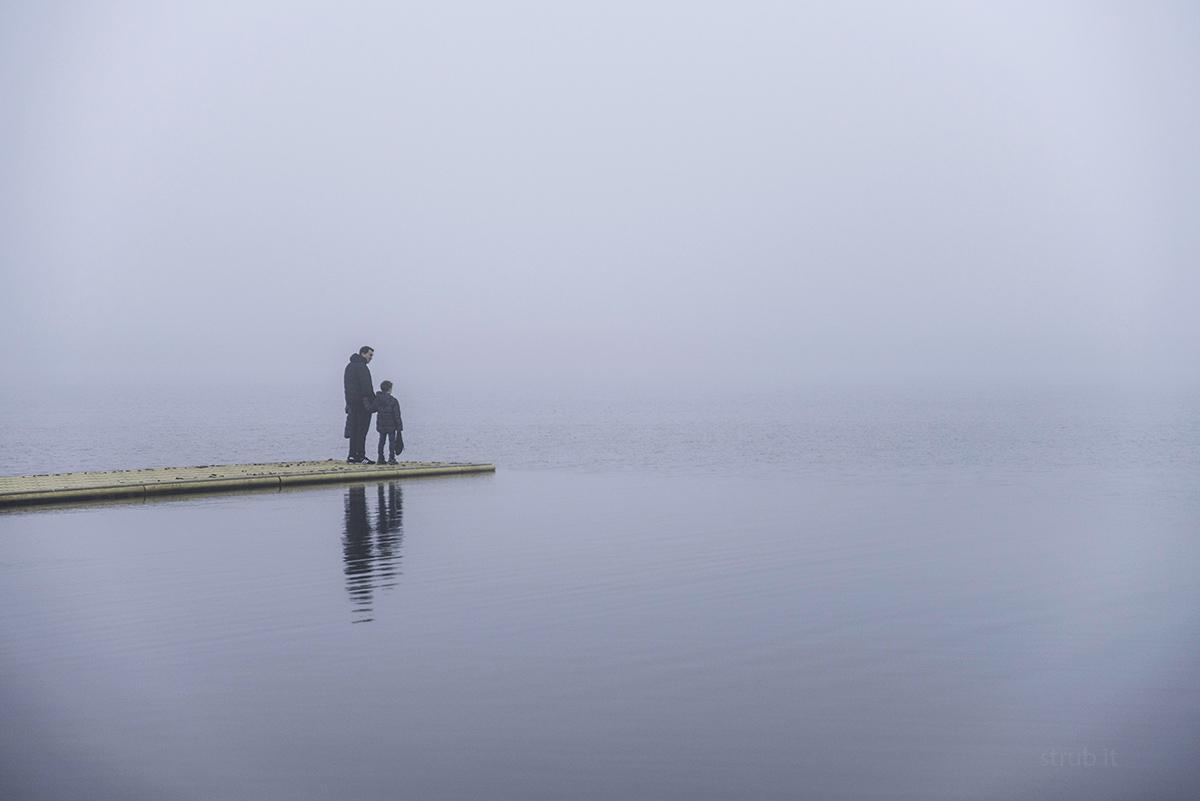 lack, fog, familly