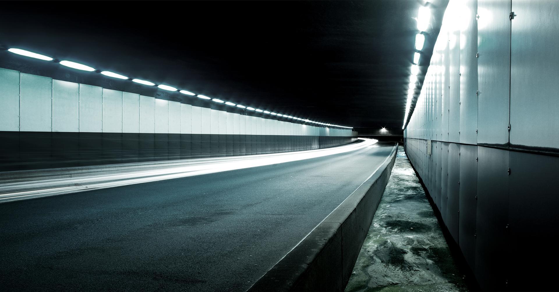 tunnel d'Ostende