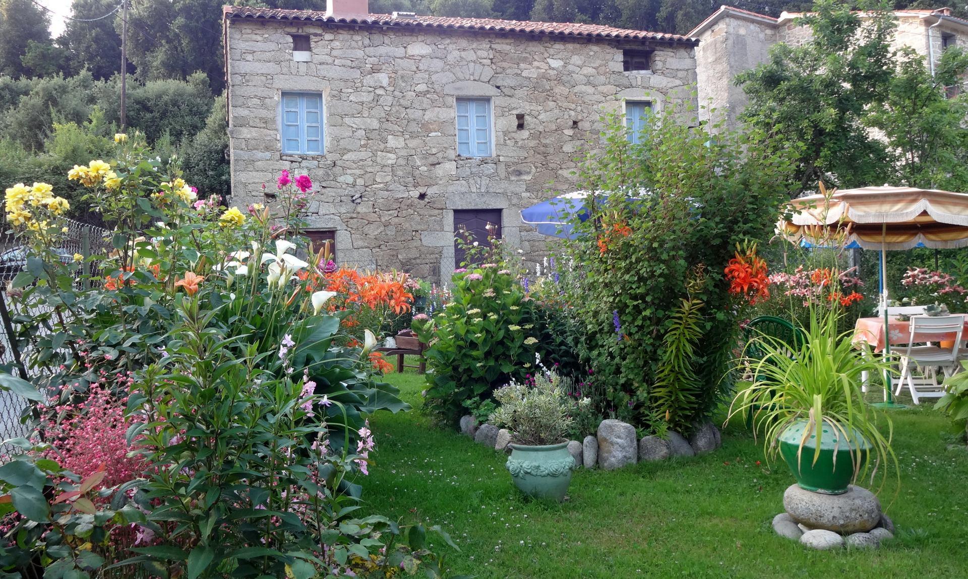 Jardin de Village