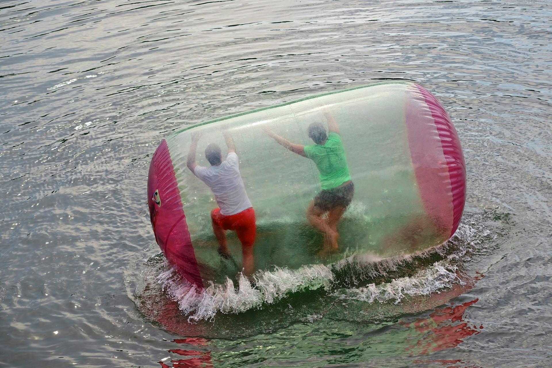Divertissement aquatique!