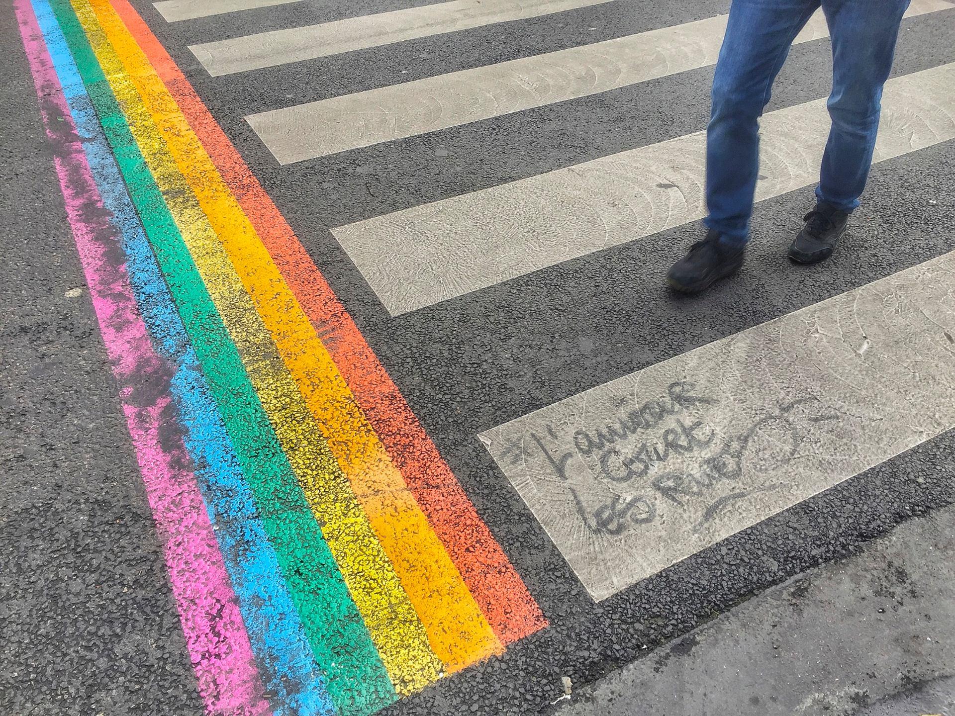L'amour court les rues!