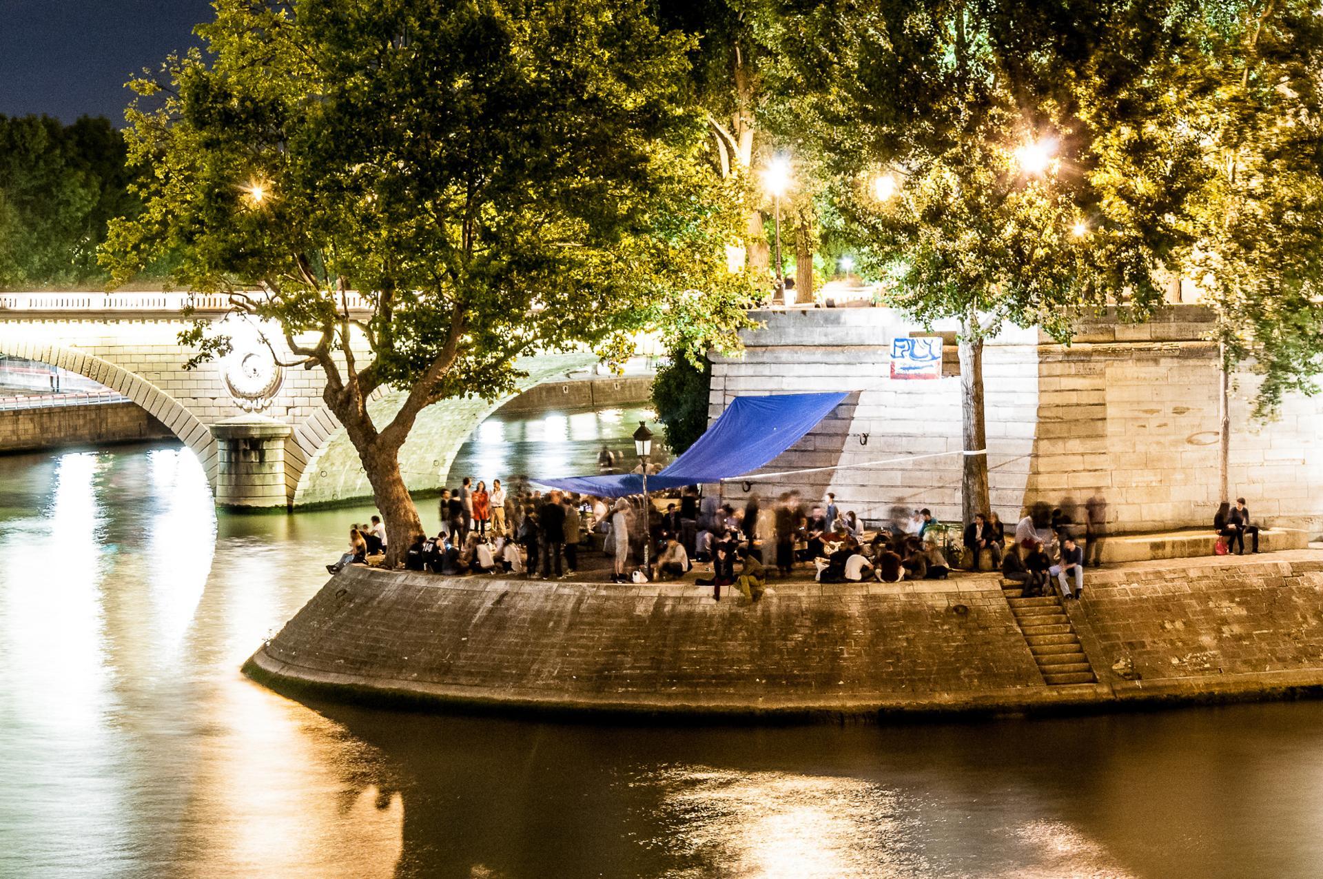 La faune de la Seine