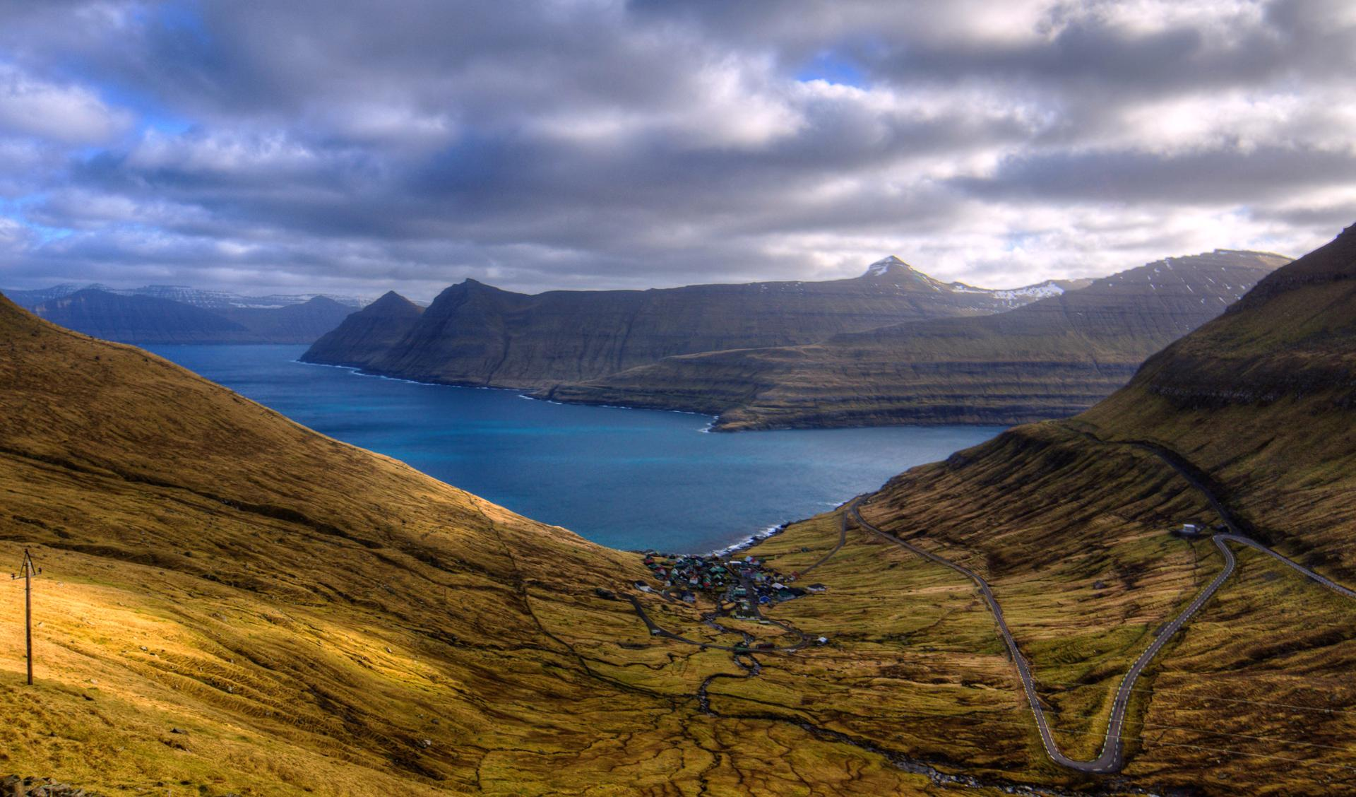 Les veines du fjord