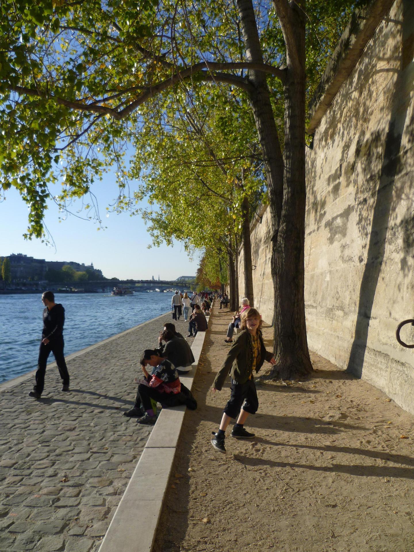 Seine&Autumn
