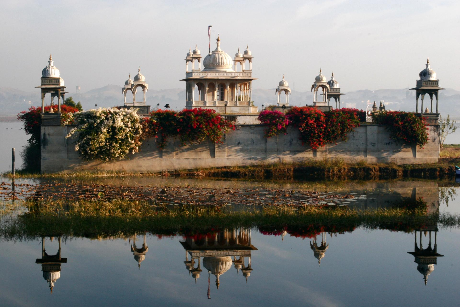 Reflet indien